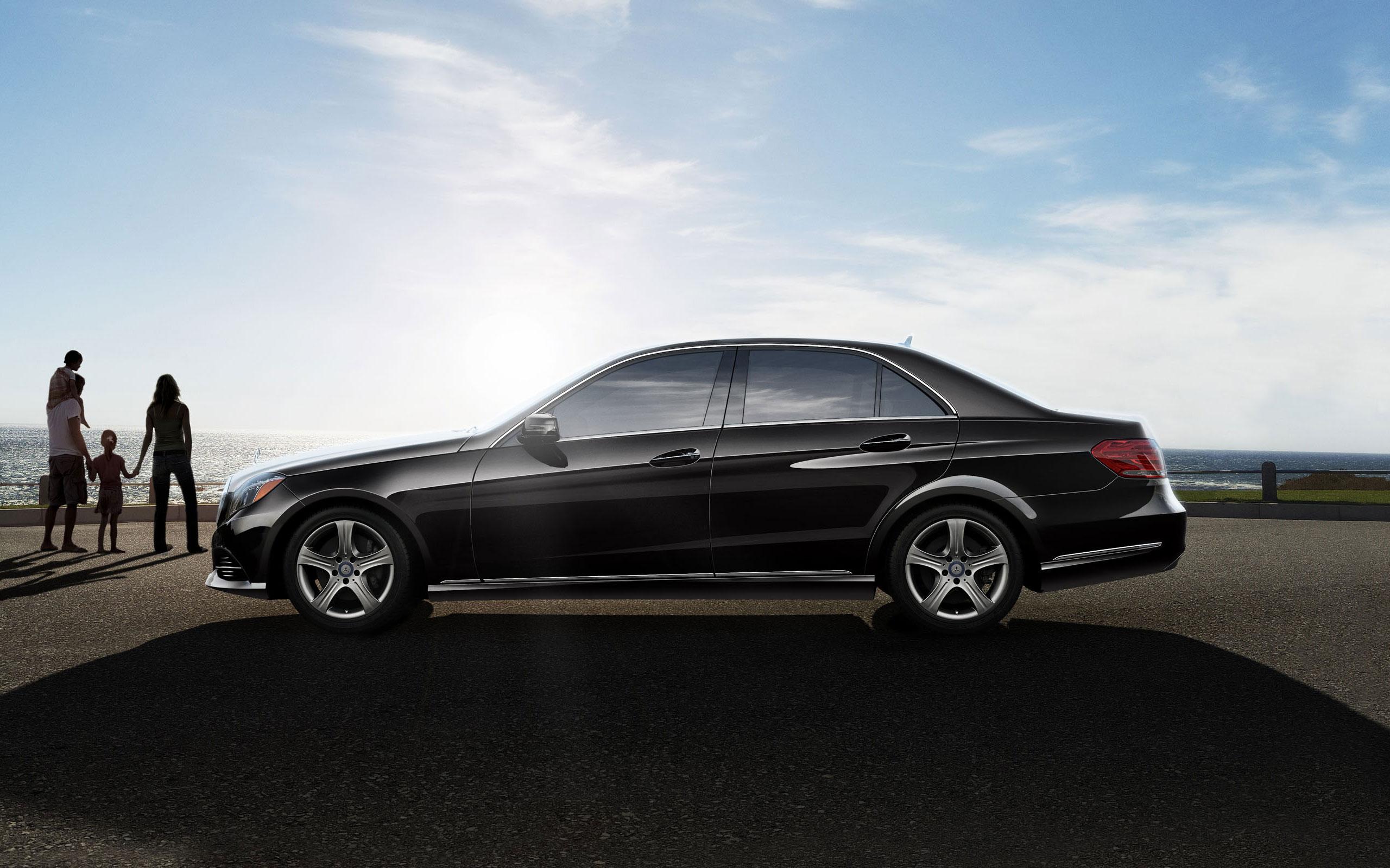 transfert Class E black stars limousines